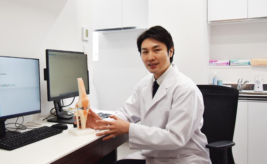 六本木整形外科・内科クリニック 前田 真吾(まえだしんご)